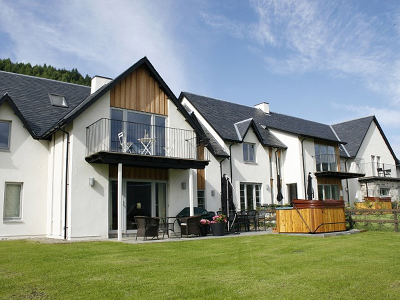 Taymouth Bruadairs Cottages