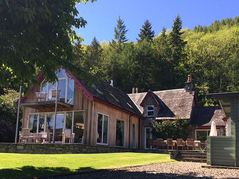 Taymouth Farmhouse Cottages