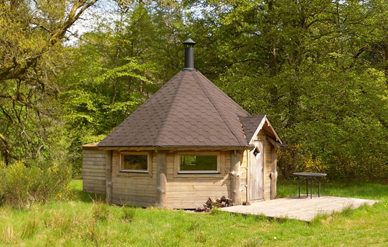 Hobbit House Perthshire Scotland Ultimate Add On