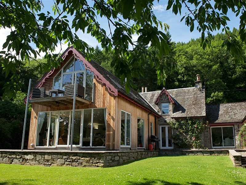 Luxury Star Cottages Kenmore Highland Perthshire